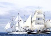 Опубликована Программа СКФ Черноморской регаты больших парусников