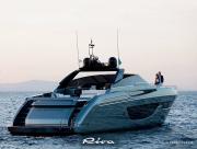 Новая модель Riva 76' Bahamas награждена за «Лучший дизайн экстерьера»