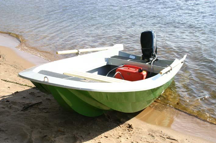Моторная лодка Windboat-29 (29M)