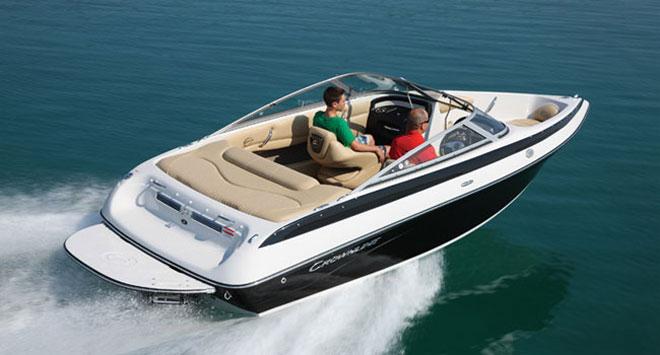 Моторная лодка Tailwind 419