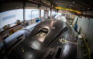 Близиться к концу строительство спортивного судна «VO-65»